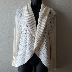 Creamy sweater L